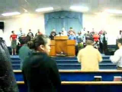 COPS Choir Apostolic Tabernacle Church Part 2