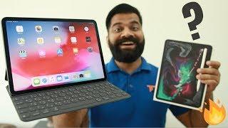 2018 iPad Pro 11