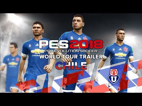 PES 2018 World Tour Trailer - Chile