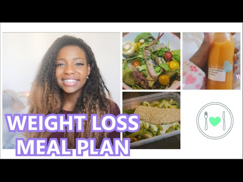 Weight Loss Meal Plan | SoulMateFood