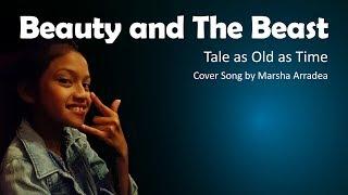 Beauty and The Beast Cover by Marsha Arradea