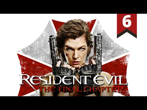 Resident Evil 6 Explained In Hindi | Resident Evil The Final Chapter (2016) Explained In Hindi