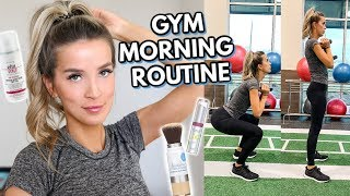 GRWM...  for the Gym?! HOW I FEEL MY BEST WORKING OUT   leighannsays by Leigh Ann Says