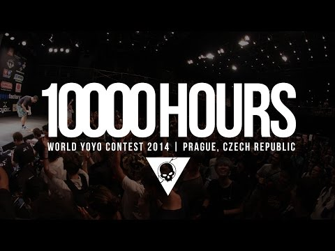 10 000 HOURS | World Yoyo Contest 2014