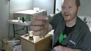Moisture & Heat  Rosin Tech,  The Squish by John Berfelo
