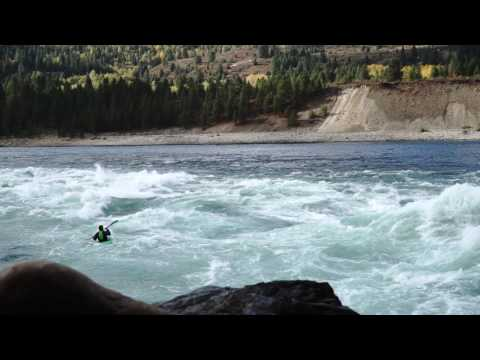 Simon Hillis - Kayaking 2016