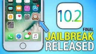 Yalu Final iOS 10.2 Jailbreak RELEASED! How To Jailbreak iOS 10.2, 10.1.1 & 10.1 on iPhone 7, 6S, 6, SE, 5S & iPads. iOS 10...