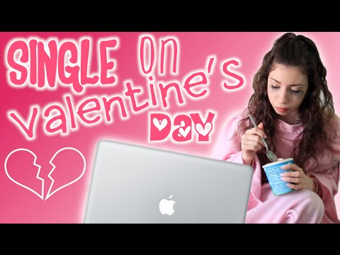 POLL: Single...(And OK) For Valentine's?