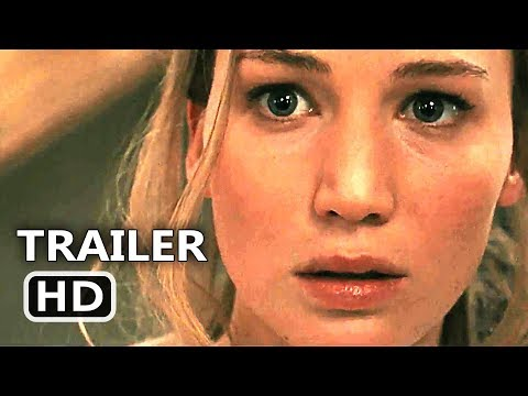 MOTHER Official Trailer + Clip (2017) Jennifer Lawrence Thriller Movie HD