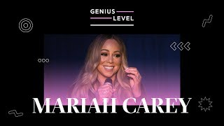 Mariah Carey Genius Level: The Full Interview on Her Iconic Hits & Songwriting Process