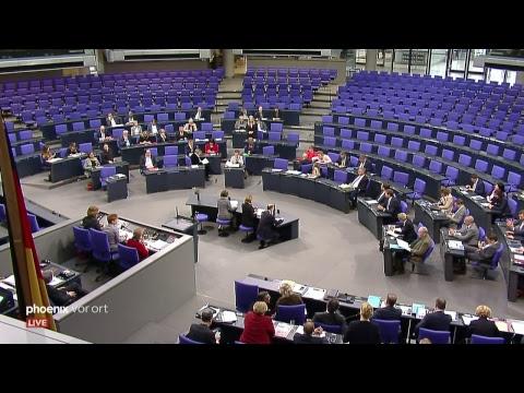 Befragung der Bundesregierung im Deutschen Bundestag  ...
