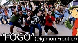 Digimon Frontier Abertura 4 Português Brasil -