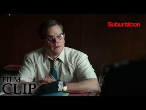 SUBURBICON   Cop   Official Film Clip