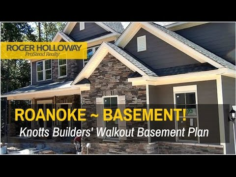 ROANOKE 5 Bedroom New Construction  Finished Basement Home