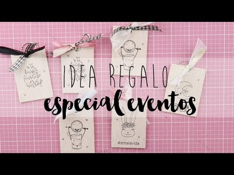 Idea detalle para eventos TUTORIAL