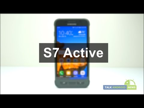 AT&T Samsung Galaxy S7 Active Review, More Rugged and Still Premium