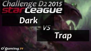 Dark vs Trap - Starleague 2015 Season 2 Challenge - Day 2