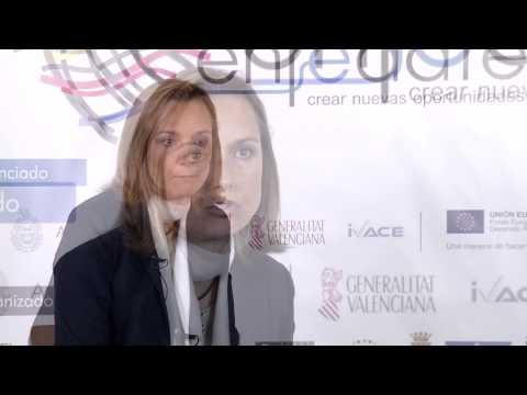 Elena Camarero Analista de Riesgos IVACE Financiación en #EnredateElx2014