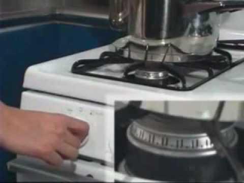 Range Burner Not Working - Open Cooktop Burners