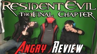 Video Resident Evil: The Final Chapter Angry Review MP3, 3GP, MP4, WEBM, AVI, FLV Juni 2018