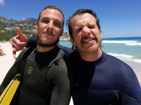 Top Billing hits the waves with Jack Parow