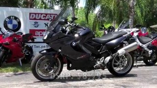 7. Pre-Owned 2013 BMW F 800 GT Dark Graphite Metallic at Euro Cycles of Tampa Bay