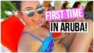 FOLLOW ME AORUND ON MY FIRST TIME TO ARUBA! Be sure to subscribe to my channel if you're not already! ♥ My blog: www.TheGangMagazine.com ...