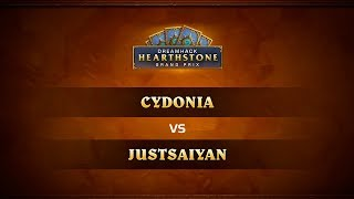 Cydonia vs Justsaiyan, game 1