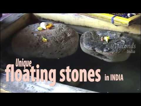 Video Floating Stones of Ram Setu (Adam's Bridge) -- Rameswaram, Tamilnadu, India download in MP3, 3GP, MP4, WEBM, AVI, FLV January 2017