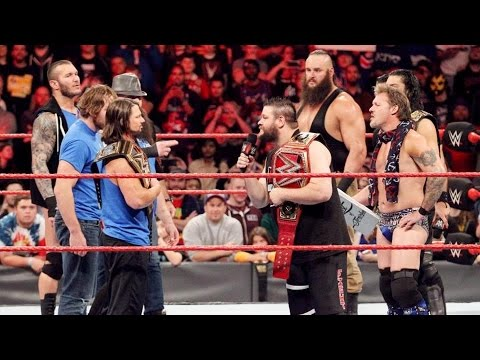 Last meeting for both Raw and Smackdownlive before Survivor Series 2016