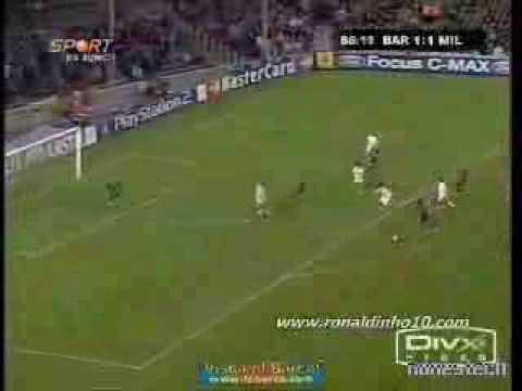 Ronaldinho compilation - Mission Impossible style