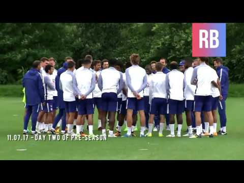 The Champions are back for pre season and new signings unveiled in Chelsea Unseen! 1 compressed