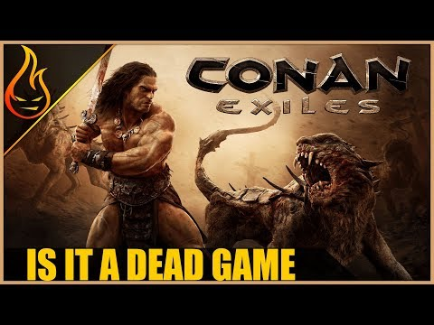 Is Conan Exiles Dead | Taking A Look A The Statistics Of Conan Exiles