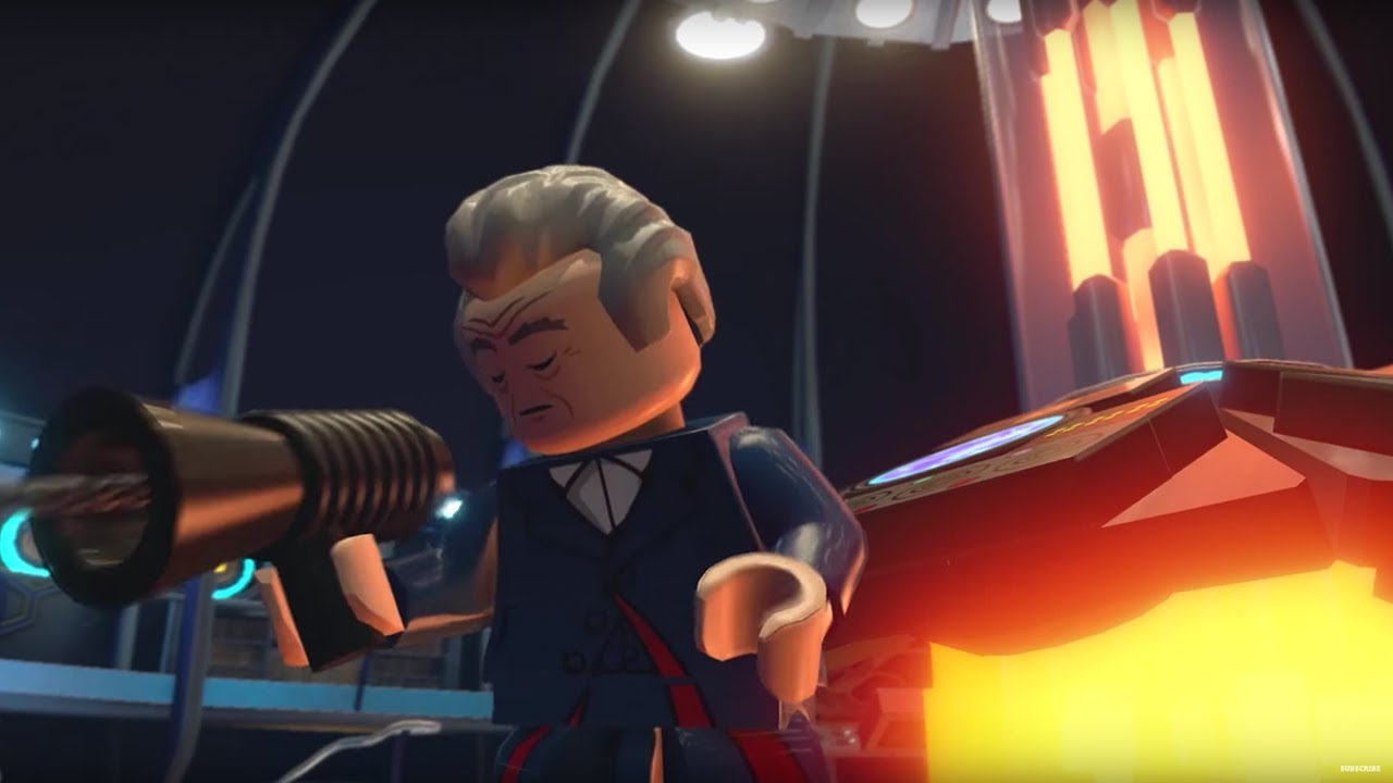 First Look: LEGO Dimensions Gameplay With Louis Moffat