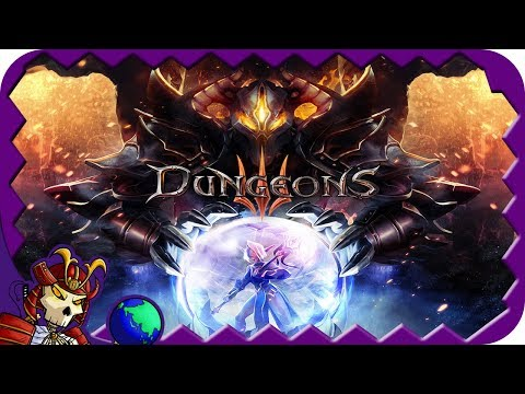 DUNGEONS 3 | Dungeons 3 Skirmish Mode  | Let's Play Dungeons 3 Gameplay (видео)