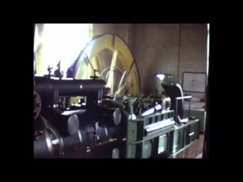 Steam Engines at Fleam Dyke Pumping Station.