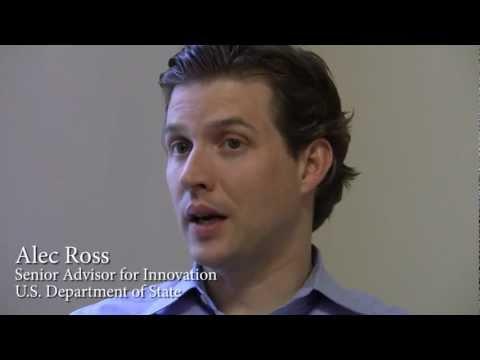 Leadership & das Internet: Alec Ross