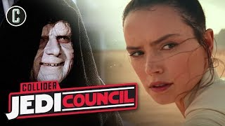 Did Palpatine Create Rey? - Jedi Council by Collider