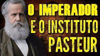 """Fala, Brasil! TV Imperial no ar e hoje mais um fato desconhecido [já ouvi esse nome em algum lugar] da vida de nosso Imperador Dom Pedro II. A amizade de S.M. com um dos mais importantes cientistas da história, Louis Pasteur. Então agora já deixa seu like, se inscreva e vamos logo ao que interessa.Segue lá 😎✯ Facebook: https://goo.gl/lLOs9T✯ Google+: https://goo.gl/G6S4YF♛ FONTES:★ """"A história do Brasil nas ruas de Paris"""", de Maurício Torres Assumpção;★ """"Pedro II e os sábios franceses"""", de George Raedrs.Se por ventura você estiver na França, o endereço do instituto Pasteur é esse: 25 rue du Docteur-Roux. Metrô: linha 6 ou 12, estação Pasteur; ou linha 12, estação Volontaires. Aberto de segunda a sexta-feira às 14h, 15h e 16h (visitas sempre guiadas). Fechado nos feriados, e durante todo o mês de agosto. Entrada: €7,00 (€3,00 para estudantes).Atenção: o busto de D. Pedro II está na Sala dos Atos, que não está aberta à visitação. Mas a visita ao museu vale a pena. Lá você verá a insígnia da Imperial Ordem da Rosa que Pasteur recebeu do governo brasileiro a pedido do imperador."""