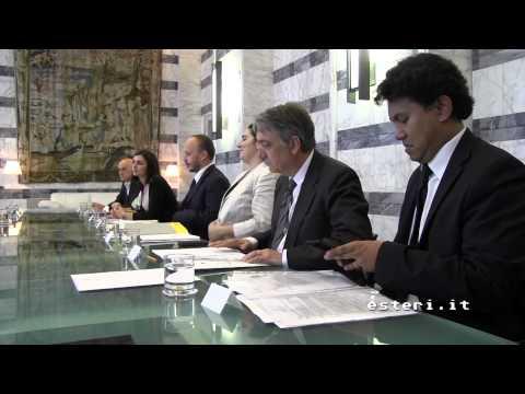 Pena di morte: prima riunione task force alla Farnesina