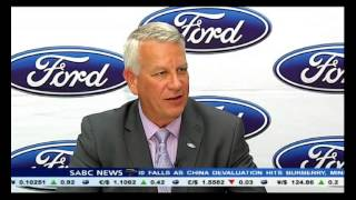 Also in manufacturing news. Ford Motor Company has announced it plans to open an assembly plant in Nigeria following in the ...