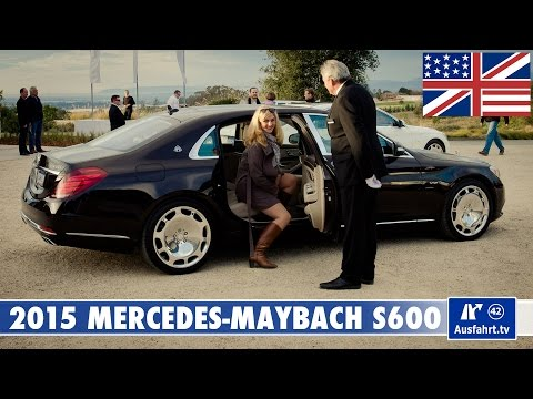 Mercedes - We have had the chance to testdrive the all new 2015 Mercedes-Maybach S600 during the Mercedes-Benz press driving event in Santa Barbara, California, USA. We...