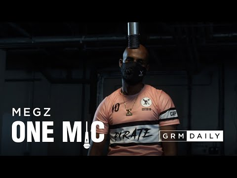 Megz – One Mic Freestyle | GRM Daily