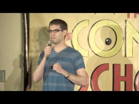 My set at the December 2012 London Comedy School Showcase
