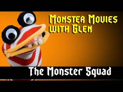 Monster Movies With Glen: The Monster Squad (1987)