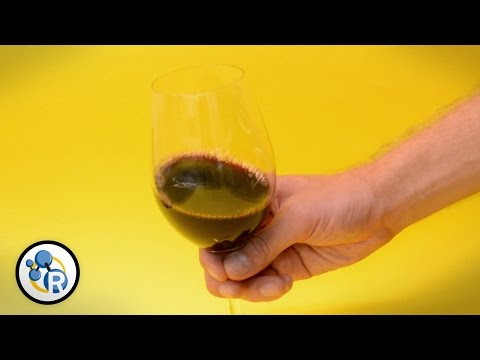 How to Save Smelly Wine