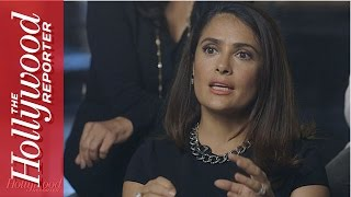 Nonton TIFF: 'Septembers of Shiraz' Star Salma Hayek Says