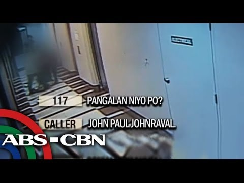 Hazing - Hazing survivor call the emergency call center hotline 117 of Department of the Interior and Local Government (DILG) asks help for hazing victim Guillio Cesa...