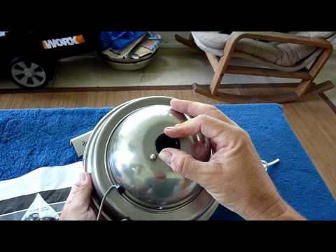 Auctionbandits eBay home business idea #3 – John Ellis Living Water Machine
