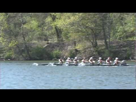 Video Highlights Apr. 24, 2010: Yale Women's Crew vs. Radcliffe